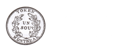 Tokens-Girl Numismatic Logo